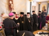 The visit of the rest of the Christian Communities to the Patriarchate
