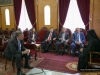 The undersecretary's visit to the Patriarchate