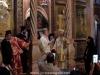H.A.H. the Ecumenical Patriarch addressing H.B. the Patriarch of Jerusalem