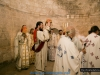 The Divine Liturgy at the site of the Ascension