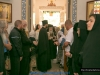 H.B. and retinue visit the Russian Monastery of the Ascension