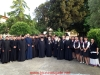 The Patriarch visits the Archbishopric's Hieratical School