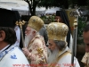 H.B. during the procession of the Holy Relics