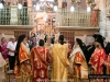The Metropolitan of Kapitolias and co-officiating prelates