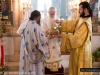 Archbishop Methodios of Tabor, co-officiating