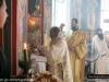 Patriarch Theophilos leads the d. Liturgy