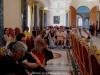 The Metropolitan of Mesogaia with pious pilgrims