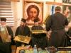 Abbot Eirinarchos offers gifts