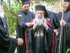 His Beatitude arrives at the Monastery of the Holy Apostles in Tiberias