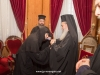 His Beatitude with the Abbess