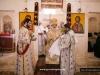 His Beatitude during the Divine Liturgy