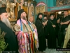 Vigil at the Gethsemane Dependency and procession of the holy icon