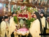 Fathers carrying the Epitaphios of Theotokos