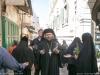 The procession reaches the Praetorium
