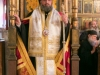 His Eminence Philoumenos, Archbishop of Pella, leads the Vespers