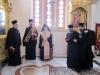 The tonsure ceremony for Novice Antonios