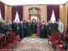Photo commemorating the visit of the Orthodox-Lutheran Dialogue Commission