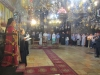 The Metropolitan of Kition at the Monastery of Gethsemane