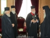 The Most Reverend Chryrostomos of Kition thanks the Patriarchate of Jerusalem