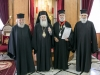 His Beatitude, the Metropolitans of Kition and Bostra, and the Elder Secretary-General