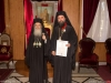 His Beatitude and the Most Reverend Metropolitan Theologos of Serres