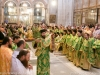 The Exaltation of the Cross celebrated at the Church of the Resurrection