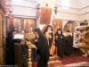 H.B. leading the divine Liturgy