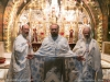 The morning Service on the Horrendous Golgotha