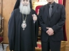 Mr Landau Uzi with His Beatitude