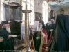His Beatitude at St Demetrius Church in Rafidia