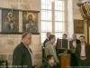Cantors at St Demetrius Church