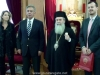 His Beatitude and the Greek Consul-General