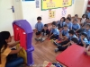 Puppetry at the nursery school