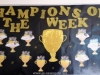 Poster of trophies