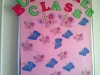 Class decorations