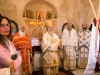 His Beatitude and co-officiating priests and hieromonks