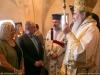 H.B. bestows a medal on Mr Basem Labib Hishmech