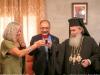 H.B. and Mr Basem Labib Hishmech