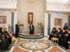 The Greek Consul-General addresses His Beatitude