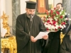 F. David speaks on behalf of Patriarch Daniel