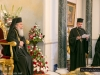 His Beatitude's reply speech, read by f. Christos in Arabic