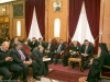 Mr Apostolakis at the Patriarchate