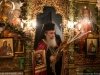 Patriarch Theophilos leading the Divine Liturgy