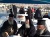 His Beatitude, the Archbishop of Pella and f. Vassilios