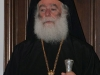 Patriarch Theodoros of Alexandria in the Exarchate of the Holy Sepulchre in Cyprus