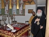 The Patriarch of Alexandria in the Holy Bema