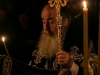His Beatitude reading from the Salutations of St Savvas