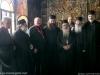 Archimandrite Evdokimos with Hieromonks and friends of St Savvas Monastery