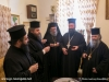 The Archbishop of Avila and Archimandrite Sergios with Hagiotaphite Fathers