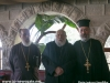 Fathers Savvas, Ibrahim and Issah